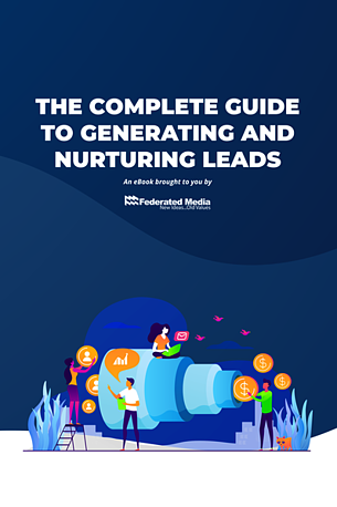 the complete guide to generating and nurturing leads