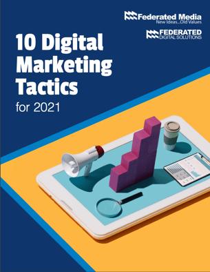 10 Digital Marketing Tactics for 2021